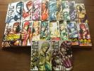 同梱可 限定DVD付き テラフォーマーズ 1~17巻セット 漫画セット