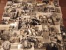 古い写真100枚■アンティーク■白黒■ハンガリー/ドイツ/チェコ