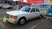 個人売切 W126 300SE平成元年美車ガレージ保管整備済