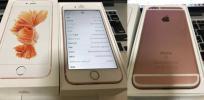 Apple iPhone6s 128GB ローズゴールド SIMフリー AppleCare+
