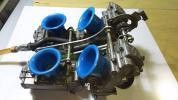 モリワキZEROVX-7用FCRキャブレター中古 RC30・VFR750R