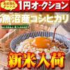 【28年産新米】感動の旨さ!新潟県魚沼産コシヒカリ玄米30kg