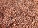 瓦チップ 約20Kg ガーデニング 防草 お庭敷き砂利 砕石 赤瓦
