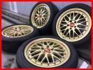 1円~ BBS F1 LM 4本同size エスティマ プリウスα レクサス 等
