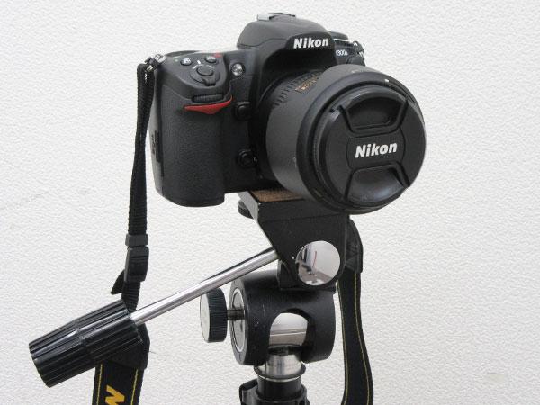 M2973 Nikon デジタル一眼D300s/マクロ・標準ズーム/HUSKY三脚付