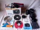 ☆中古品Canonキャノン EOS40D+EFS17-85+EF40mm F2.8 STM他☆