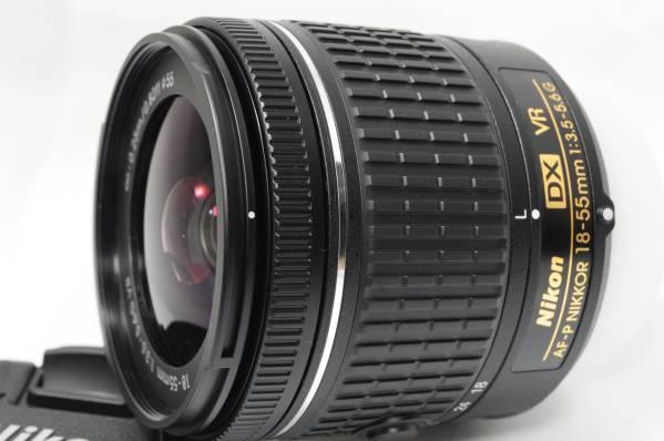 ★新品★ニコン Nikon AF-P DX NIKKOR 18-55mm F/3.5-5.6G VR★f