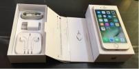 SIM フリ- iPhone 6S ゴールド 128GB シム解除 付属品