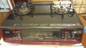 リンナイ 都市ガステーブル ガスコンロ RTS61AWKR-R 14年製 +他