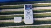 *233:TOSHIBA エアコン用リモコン WH-D1P