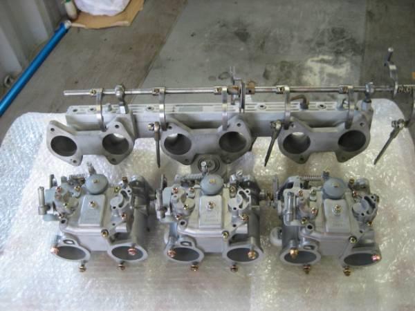 ハコスカ・ケンメリ ニスモソレックス44φ 4型 L6インマニ