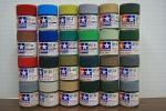 激安80%OFF以下 TAMIYAポリカーボーネート用 アクリル塗料 24本
