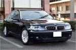 ファイナルモデル 運転手付きにて使用車 BMW750Li ロングボディ