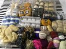 毛糸 手芸 編み物 大量120サイズ発送可 編物 糸 裁縫 まとめ1