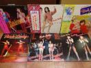 V064/LPレコード/ピンク・レディー/まとめて6枚セット