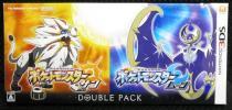 3DS ポケットモンスター サン ムーン ダブルパック 新品