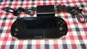 ★中古送料無料! PlayStation Vita 2000 本体 ブラック★