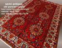 ペルシャ絨毯 アンティーク家具 手織り 遊牧民族 バクティアリ産