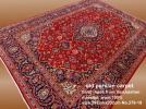 ペルシャ絨毯 アンティーク家具 手織り ウール草木染 オールド