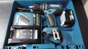 マキタ 充電式 震動 ドライバドリル HP470D 動作品 ケース付き