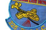 雰囲気♪US.ARMY 航空機 ベトナム戦争 ミリタリーワッペン/#241