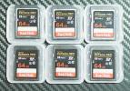 ◎64GB San DiskSDXCカード ExtremePro Class10 6枚セット