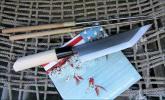 鰻裂き〃切銘前〃、廃業した堺鍛冶、未使用のお品です