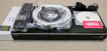 BR/DVDレコーダー HDD500GB■シャープ BD-HDW75 新品リモコン a