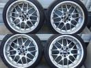 BBS RS-GT 18インチ 4本セット BMW5シリーズ用 [Rタイヤ新同]
