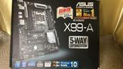 展示デモ品 マザーボード ASUS X99-A LGA2011-V3