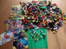 大量1.5㎏ レゴセット ニンジャゴー・チーマ・のりものなど