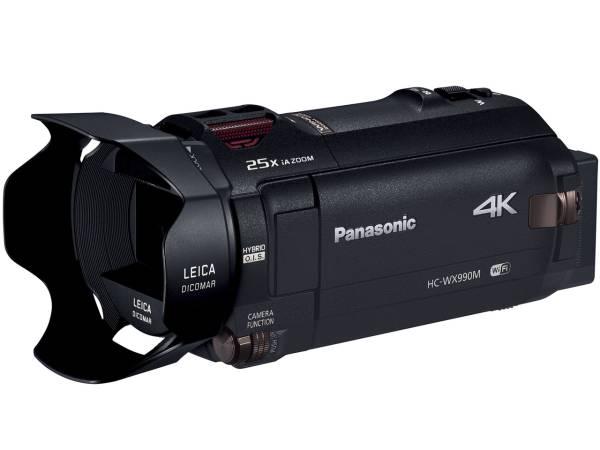 Panasonic HC-WX990M 4K ワイプ撮り 展示品1年保証