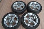 WSP ITALY R560 PCD112 8j+47 VW アウディ ゴルフ6 215/50R17