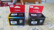 キャノン 純正 インク 340 +341  2個セット新品 期限18年