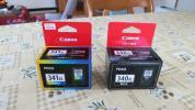 キャノン 純正インク 340XL +341XL増量タイプ2個セット送250円