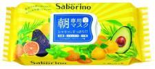 サボリーノ 目ざまシート 朝用マスク~ 32枚入り【新品未開封】