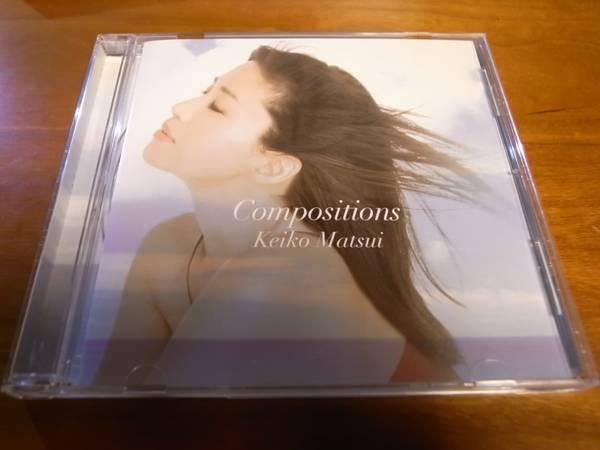 keikomatsui_▼中古cd 廃盘? keiko matsui 松居庆子 / compositions