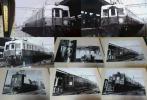昔の 鉄道写真 アルバム 63枚 近鉄 2200系 他 昭和
