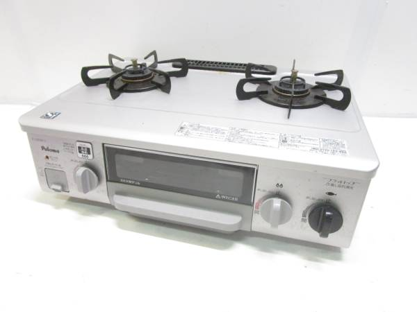 パロマ LPガステーブルコンロ IC-330SF-1L 2013年製△