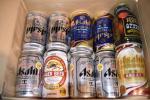 アサヒスーパードライ プレミアム ラガービール9缶+コーヒー1本
