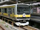 [16-27]鉄道写真:JR E231系(中央・総武線/総武本線120周年HM)
