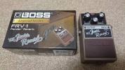 boss frv-1 '63 fender reverb 63 中古