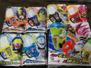 新品激安¥1~ エグゼイド DX ガシャット7点set 切手可