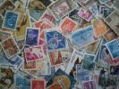 【大量おまとめ】外国切手(ルーマニア切手)使用済800枚