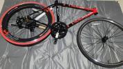 ◎クロスバイク 402S-700C フレーム(フォークなし)+ホイール