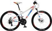 ●b26インチ 自転車 マウンテンバイク 902-WH シマノ21段 Fサス