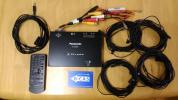 地デジチューナー Panasonic Strada TU-DTX400 中古 動作確認済