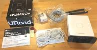 UQ WiMAX URoad-Home2+ ルーター