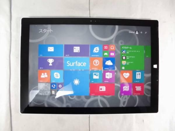 Surface Pro3 256GB (Corei5、12型 2160×1440、Win8.1 Pro)