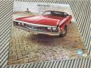 1971年 Chrysler クライスラー カタログ 旧車